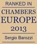 Chambers Europe 2013 Barozzi