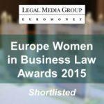 Europe Women in Business Law2015